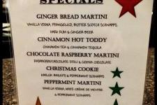 Brio's Winter Drink Specials!